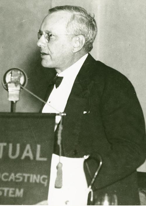 Alfred Mossman Landon, Kansas Governor - Page
