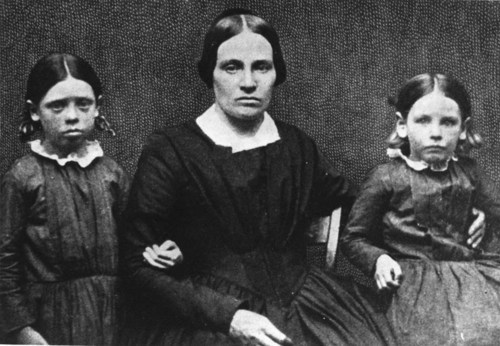 Mary Brown and daughters - Page