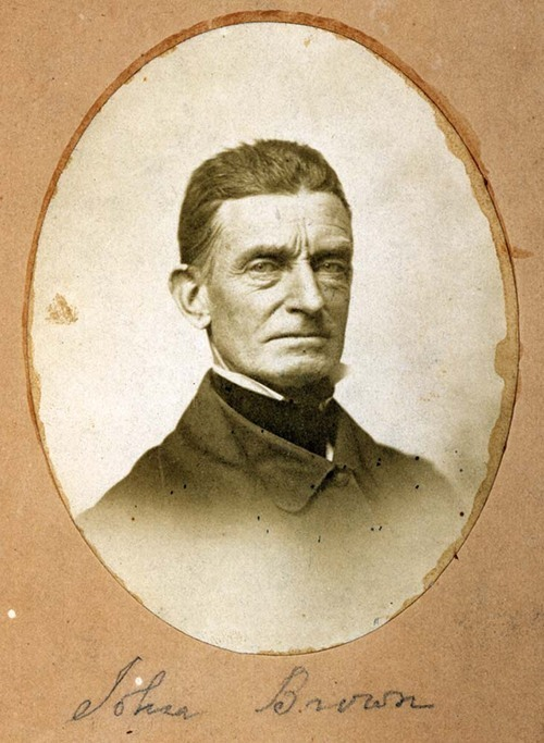 Photograph of John Brown