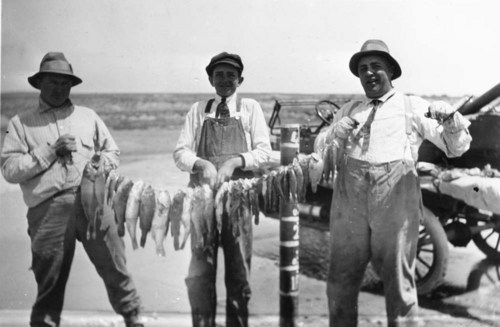 Fishing trip - Page