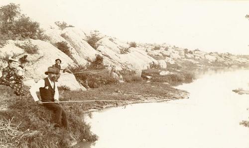 Fishing scene - Page