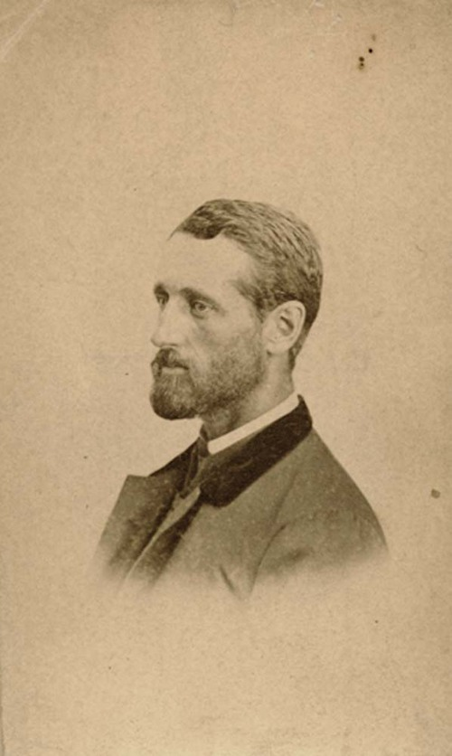 Rev. Lewis Bodwell - Page