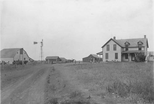 J. Garrett farm, Russell County, Kansas - Page