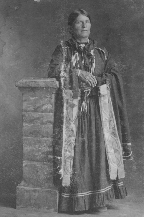 Mrs. Kitchkumee, Pottawatomie - Page