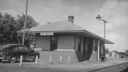 Missouri Pacific Railroad depot, Wetmore, Kansas - Page