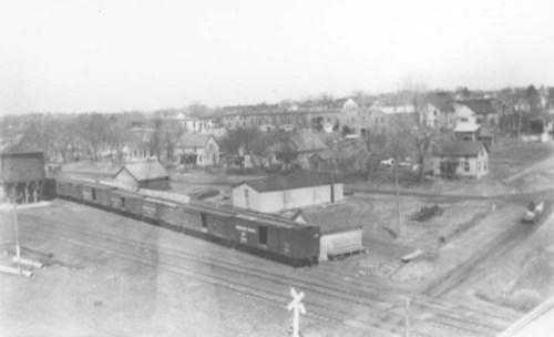 Missouri Pacific Rail Line - Page