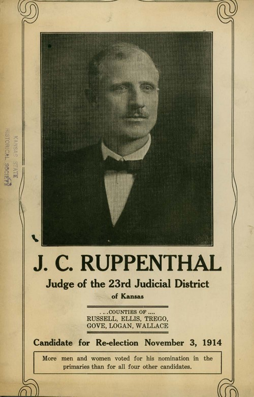 Jacob Christian Ruppenthal - Page