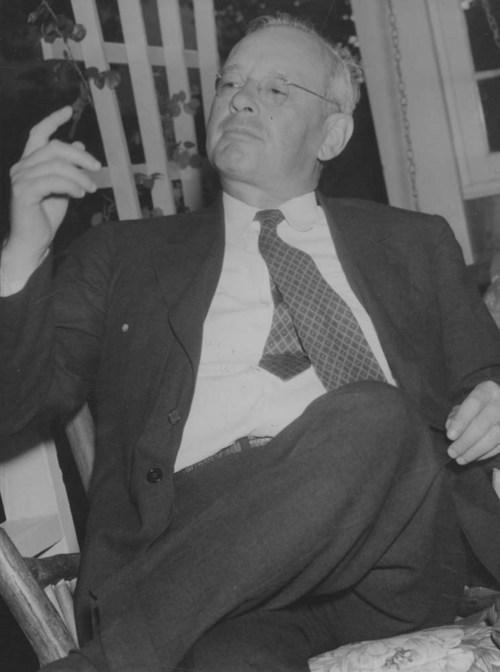 Alfred Mossman Landon - Page