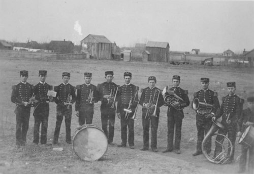 Cheney City Band, Cheney, Kansas - Page