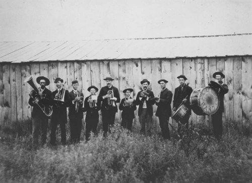 Cheney Cornet Band, Cheney, Kansas - Page