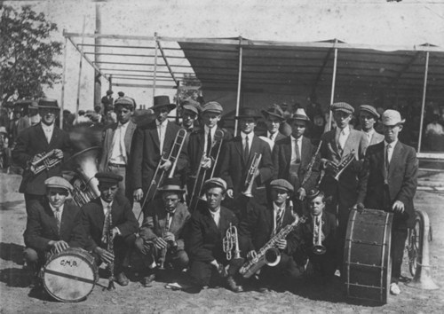 Chetopa Merchants' Band, Chetopa, Kansas - Page