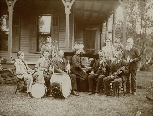 Clay Center Orchestra, Clay Center, Kansas - Page
