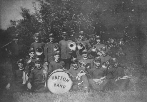 Dayton Band, Dayton, Kansas - Page