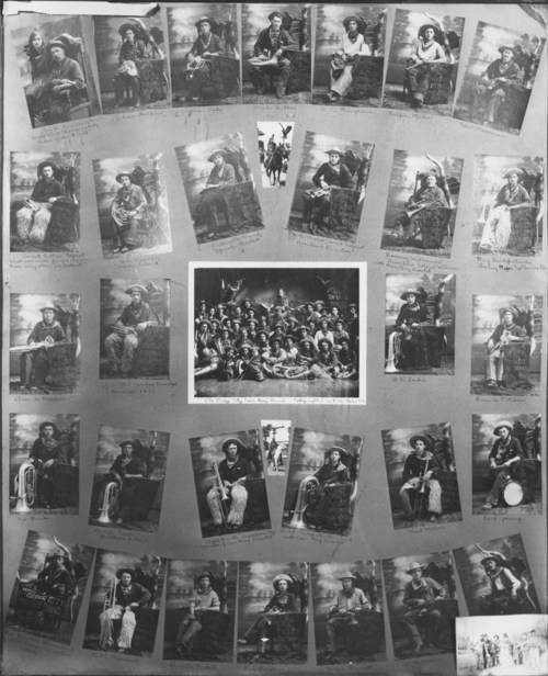 Dodge City Cowboy Band, Dodge City, Kansas - Page