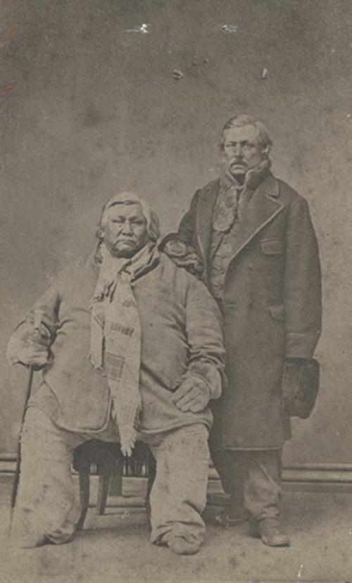Abraham Burnett and John Peyton - Page