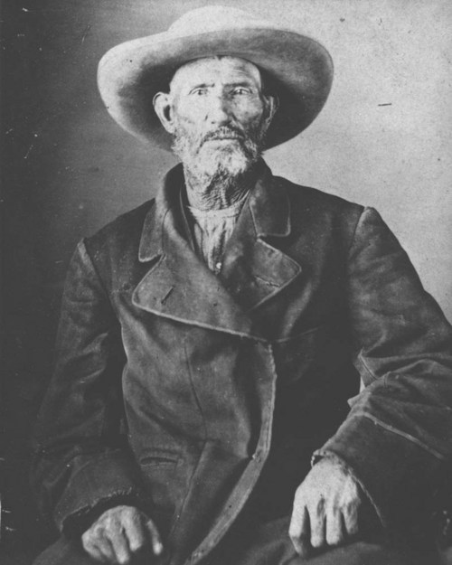 Jim Bridger - Page