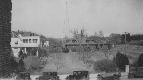 Brinkley radio station and hospital, Milford, Kansas - Page