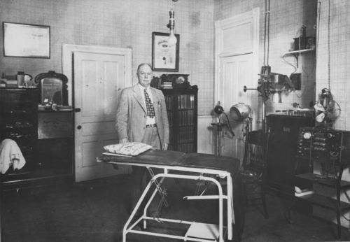 Dr. F.E. Richmond - Page