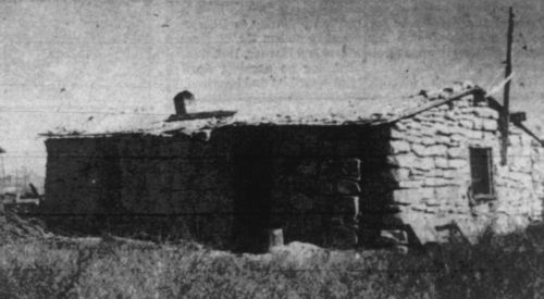 Sod house - Page