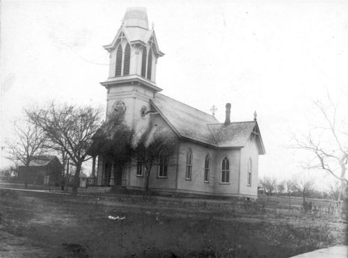 Episcopal Church, possibly in Goodland, Kansas - Page