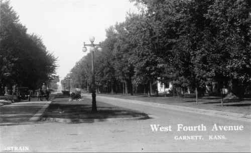 West Fourth Avenue, Garnett, Kansas - Page