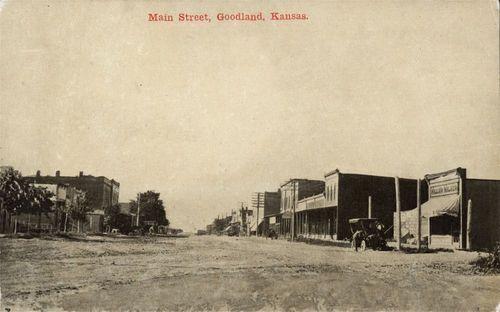 Main street, Goodland, Kan. - Page