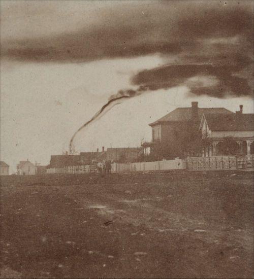 Tornado in Anderson County, Kansas - Page
