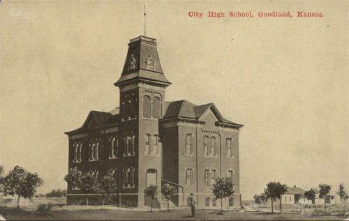 City High School, Goodland, Kansas - Page