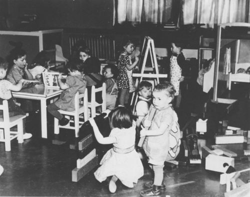 Nursery school, Kansas City, Kansas - Page