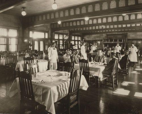 Atchison, Topeka & Santa Fe Railway Company's Fred Harvey House, Hutchinson, Kansas - Page