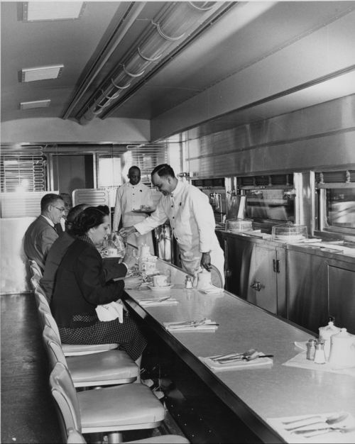 San Francisco Chief lunch counter - Page