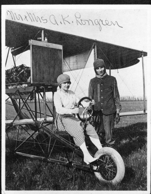 Longren No.5 biplane - Page