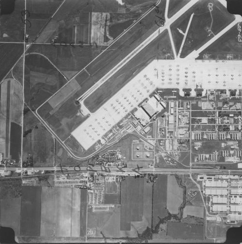 Forbes Air Force Base, Topeka, Kansas - Page
