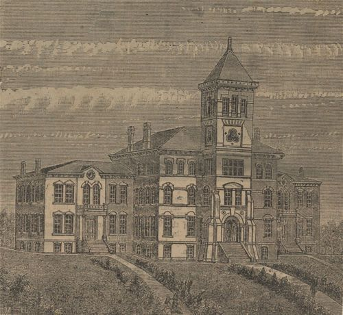 Kansas State Institution for the Education of the Blind - Page