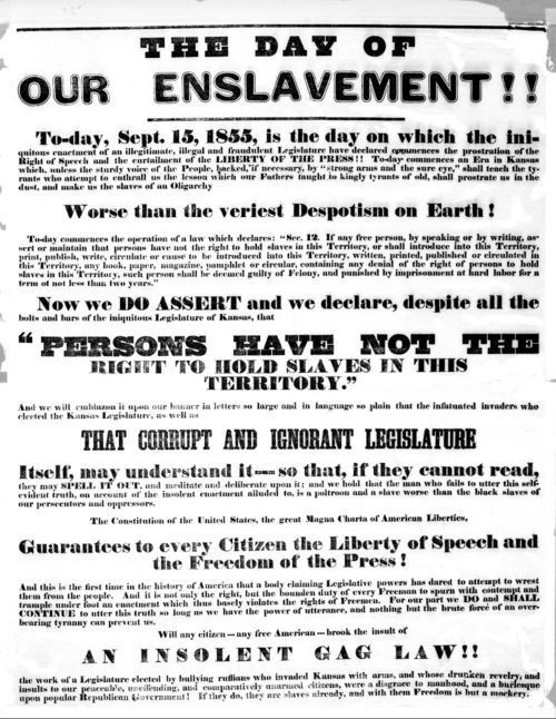 The Day Of Our Enslavement!! - Page