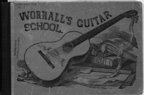 Worrall's guitar school - Page