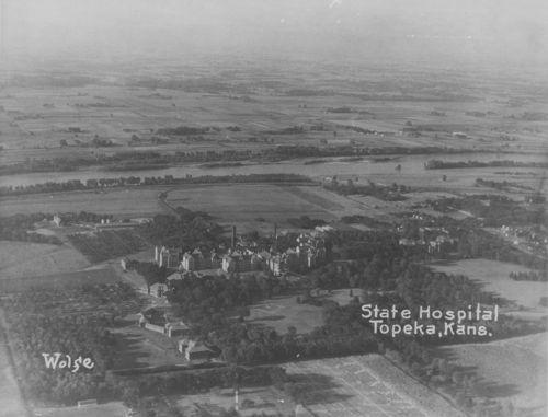 Topeka State Hospital - Page