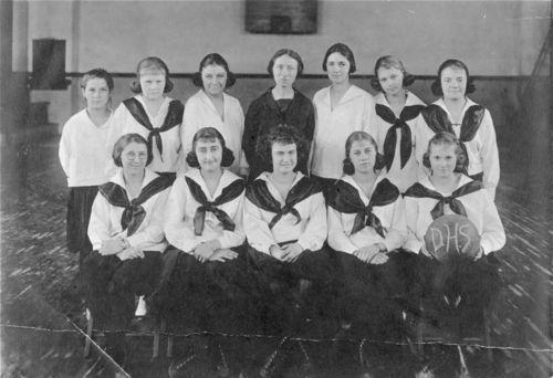 Basketball team, De Soto, Kansas - Page