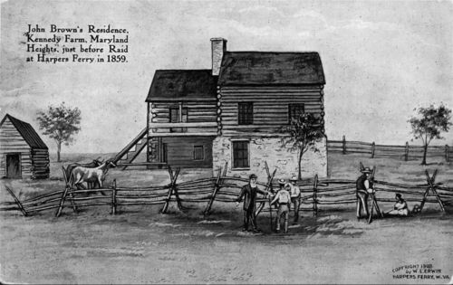 John Brown's residence prior to the raid on Harpers Ferry - Page