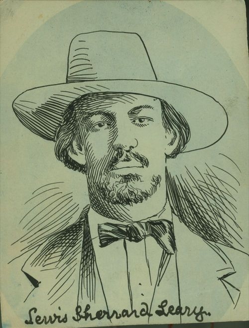Lewis Sheridan Leary - Page