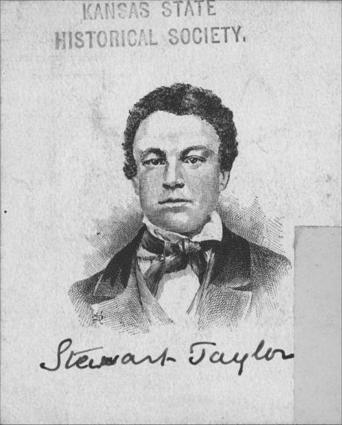 Stewart Taylor - Page