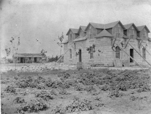 Stone house, Ellis County, Kansas - Page