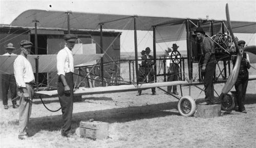 Longren's biplane - Page