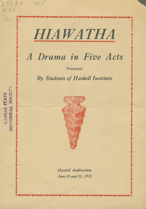 Hiawatha. A drama in five acts - Page