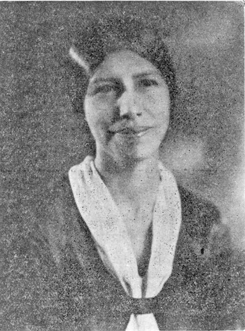 Agnes Quapaw-Hoffman - Page