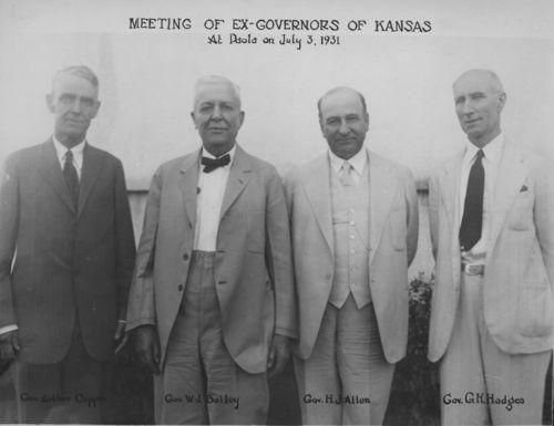 Four Kansas governors - Page