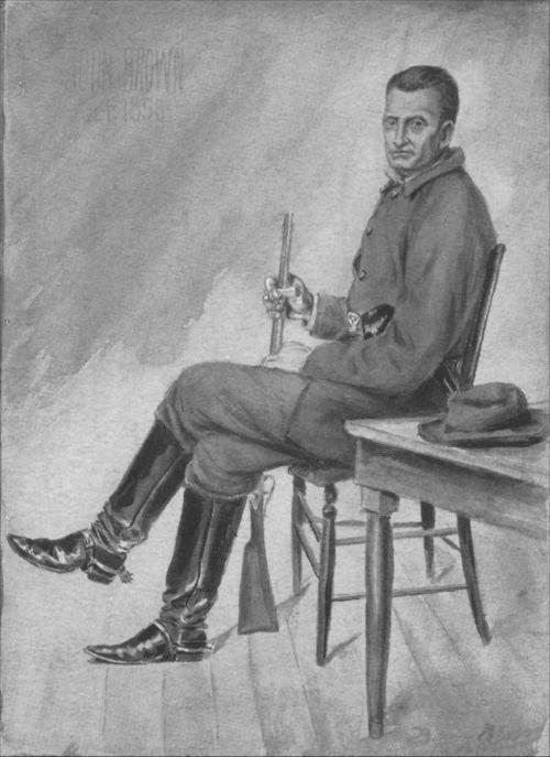 Sketch of John Brown - Page