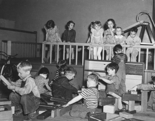 Nursery school, Topeka, Kansas - Page