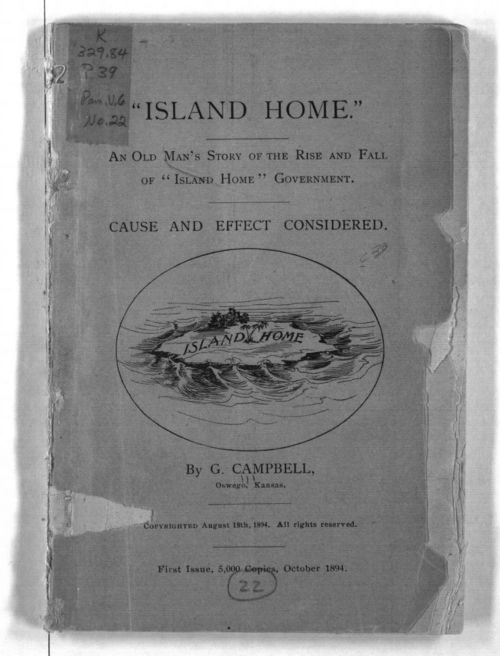Island Home - Page