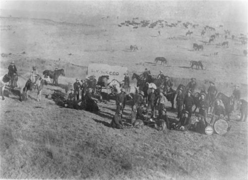 Dodge City Cowboy Band on a round-up - Page